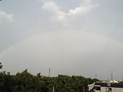 AOKIから虹が・・・_3